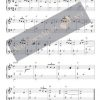 Amazing Grace - accordion arrangement sheet music