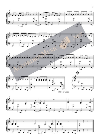 La Bamba - sheet music page 3
