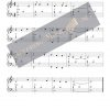 Standard bass accordion sheet music for Scarborough Fair
